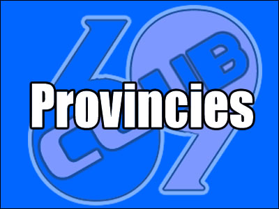 Club69 Provincies